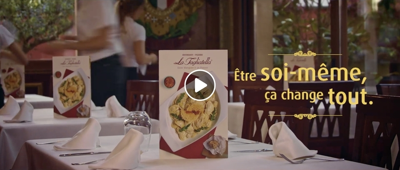 video la tagliatella